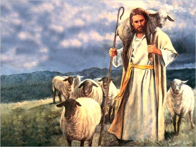 Yo soy el buen pastor