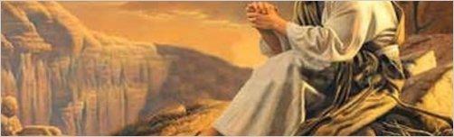 El mi�rcoles santo, Jes�s permaneci� en Betania en una vigilia de oraci�n