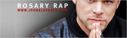 El rapero que conoci� a Dios y desde entonces canta �poes�a espiritual� a ritmo de rap