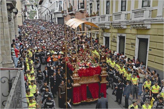 Las tradiciones católicas durante Semana Santa